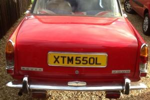 Classic Rover P6 2000 1972 Tartan Red immaculate