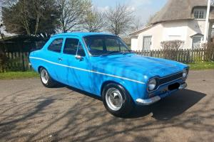 FORD MK1 ESCORT RS1600 BDA, GENUINE AVO CAR