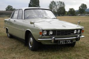 Rover 2000TC saloon 1972 - 54,700 mls. 12 months MOT, Full service.Tax exempt.