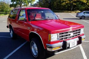 Chevrolet Blazer S10, 4.3 litre, auto, 2 owners, 1988, taxed, long MOt