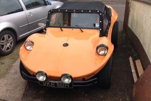 volkswagen beach buggy manta ray 1600 beetle vw tax exempt