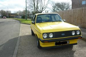 FORD ESCORT MK2 RS2000 P/X PX COSWORTH Photo