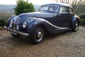 BRISTOL 400 - 1948 coupe'