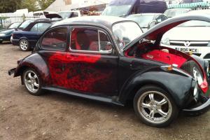 vw beetle 1966 show car Photo