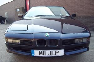 1995 BMW 840ci (16 SERVICE STAMPS) Photo