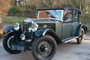 1932 Riley 9 Tourer