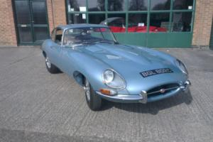 1965 Jaguar E-Type 4.2 Coupe