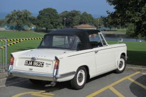 1965 Triumph Herald 1200 Convertible Photo