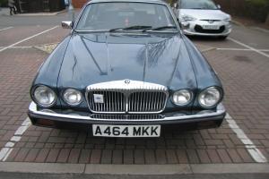 DAIMLER SOVREREGN CLASSIC XJ6 1983 £14000 SPENT ON RESTORATION FSH