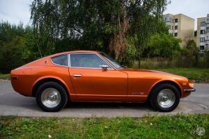Classic, collectible 1976 DATSUN 280Z