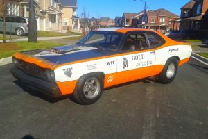 Plymouth : Duster PRO STREET