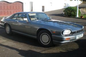 1988 Jaguar XJR-S Auto Sport 5345cc JAGUARSPORT XJRS