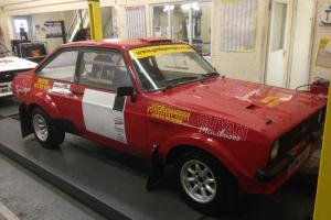 Ford Escort mk2 forest 2.0xe 99P START NO RESERVE