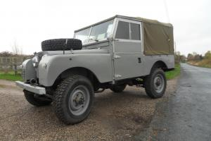 land rover series 1 88inch 1957 Photo