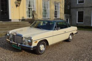 1972 BEAUTIFUL MERCEDES 250 C, EXCEPTIONAL CONDITION