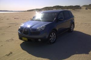 Subaru Tribeca 3 0R Premium 5 Seat 2006 4D Wagon 5 SP Auto Elec Sport 3L in Menai, NSW