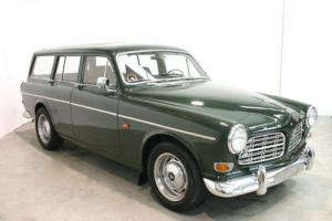 1965 Volvo Amazon Estate - Complete Nut & Bolt Restoration - Exceptional Photo