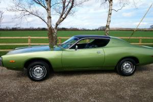 1972 Dodge Charger Hardtop Coupe 318 V8 Hurst 4 Speed Manual