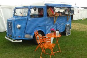 Citroen HY Catering Van UK Registered READY TO GO!!!