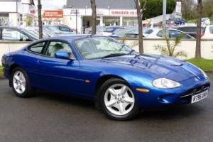 1998 JAGUAR XK 4.0 V8 COUPE AUTO 290 BHP