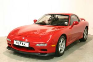 1992 Mazda RX-7 FD - Superb, Totally Original Example, 62k, FSH