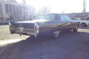 Cadillac Deville coupe