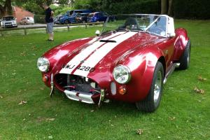 1966 SHELBY COBRA 427 SC RECREATION FORD V8 FE 390 BIG BLOCK, TOPLOADER GEARBOX Photo