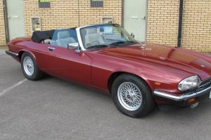 Jaugar XJS Convertable/Cabriolet 5.3 44000miles ONLY Photo