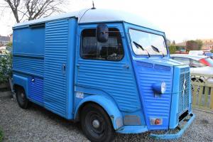 Citroen HY Van 1971