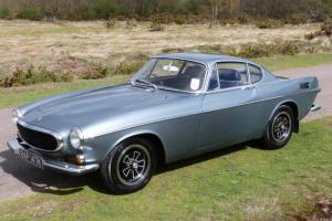 1971 Volvo P1800ES, Outstanding condition, April 2015 MOT with no advisories