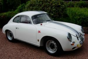 Porsche 356B T5 RHD Coupe 1959 Race/Rally/Fast Road FIA Papers