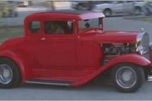 1931 FORD MODEL A 5 WINDOW COUPE - REBUILD PROJECT - PHOTO EXAMPLE ONLY