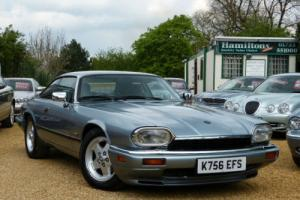 1993 K Jaguar XJS 4.0 AUTO -2 PREVIOUS OWNERS-23 STAMPS OF F.S.H ONLY 43K miles