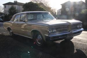 PONTIAC TEMPEST CUSTOM 326 V8 - NOT CHEVROLET DODGE FORD PLYMOUTH BUICK
