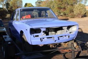 Datsun 1600 1968 Sedan Rolling Shell Photo