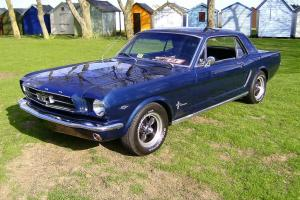 Full Spec 1965 Ford Mustang V8