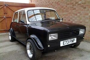Highly modified classic Mini, 1380, ICE, Flip front, Custom bodywork