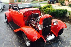 Ford 1932 Roadster Hotrod