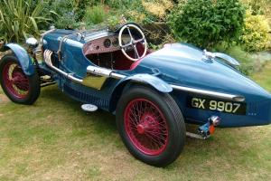 """1932 RILEY """"Brooklands"""" Special Replica with Riley 9hp Engine - Just finished"""
