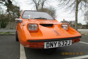 BOND BUG restored ready to use tax free 12 months mot