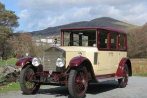 1923 Rolls-Royce 20hp Mulliner 6 light Saloon 70A2 Photo