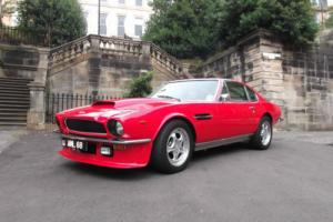 1974 Aston Martin V8 Coupe Auto Series 3 Red