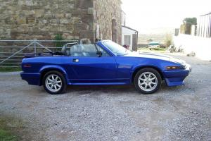 Triumph TR7 3.9L V8 Convertible With 4 Barrel Holley Electronic Ignition TR8