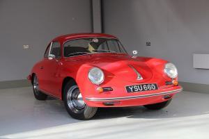 Rare Right Hand Drive 1960 Porsche 356 T5B