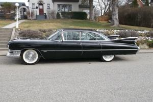 Cadillac : Other Sixty Two, model