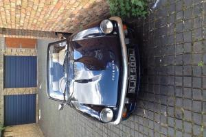 Very Rare Triumph Mark III GT6 Convertible over £5k spent in last 6 months Photo