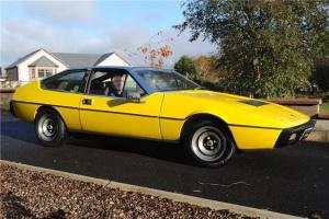 Famous Lotus Eclat with exclusive history. KAH 534V