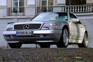 Mercedes benz sl 320 convertible. MAY SWOP DEAL OR PX. BIKE, CHOPPER, BOAT