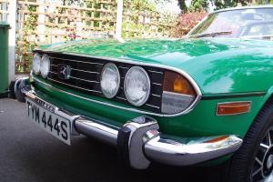 Triumph Stag 1977 Mk2 Auto. Original, Unrestored & 25,000 miles from new!!!!