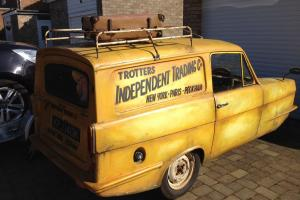 Reliant Regal Supervan 3, Delboy Van, Del Boy Trotter Van, III 21E, VERY RARE!